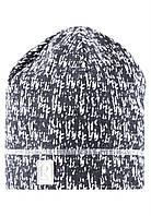 Шапка детская Reima тёмно-серая, Размер 50