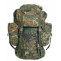 Рюкзак штурмовой BW 65 L, флектарн. Германия, оригинал.