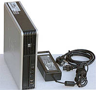 Мини Компьютер HP DC7900 USDT Core2Duo 2x3000 E8400 2GB RAM 80GB HDD