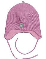 Шапка детская Reima 518354 светло-розовая, Размер 52