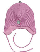 Шапка детская Reima 518354 светло-розовая, Размер 50