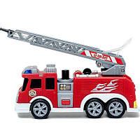 Функциональное авто Пожарная Служба со звуком, светом и водным эфффектом