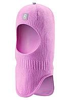 Шапка-шлем детская Reima 518315 светло-розовая, Размер 46