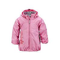 Ветровка для девочек LASSIE розовая, Размер 122