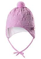 Шапка детская Reima 518376 светло-розовая, Размер 40/42