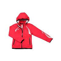 Куртка на девочку Reima красная, Размер 128