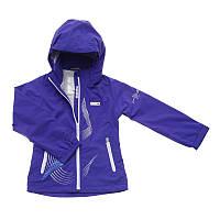 Куртка на девочку Reima фиолетовая, Размер 128