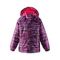 Куртка детская LASSIE 721690 тёмно-фиолетовая, Размер 140