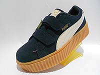 Детские стильные кроссовки ( рр. с 30 по 36)  от фирмы (Puma.)