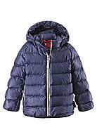 Куртка-пуховик детская Reima 511212 тёмно-синяя, Размер 92