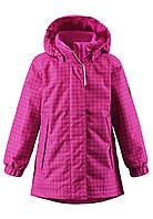 Куртка для девочек Reima 521462 розовая, Размер 128