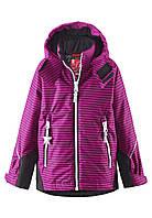 Куртка детская Reima 521464C бордовая, Размер 122