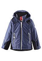 Куртка детская Reima 521464C сине-серая, Размер 104