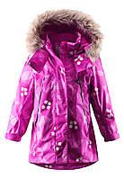 Куртка для девочек Reima 521466 розовая, Размер 104