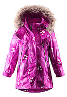 Куртка для девочек Reima 521466 розовая, Размер 110