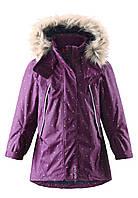 Куртка для девочек Reima 521466 бордовая, Размер 104