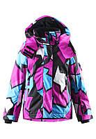 Куртка для девочек Reima 521472B розовая, Размер 104