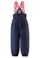 Полукомбинезон детский Reima 522209 тёмно-синий, Размер 104