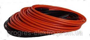 Нагревательный кабель «Теплый пол» RATEY 0,37кВт 2м²