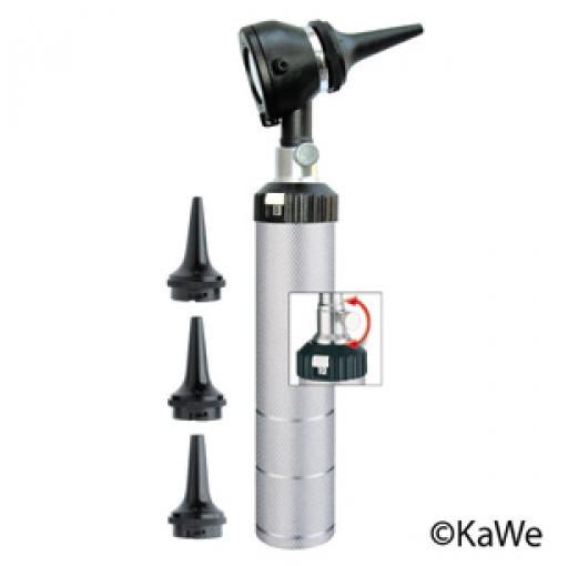 COMBILIGHT® C 10 Отоскоп с пластиковой рукоятью и винтовым креплением головки, стандартный свет