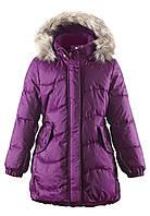 Куртка для девочек Reima 531228 бордовая, Размер 104