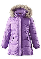 Куртка для девочек Reima 531228 светло-розовая, Размер 122