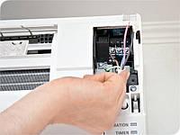 Установка и монтаж кондиционера 30-36 моделей (помещение 100 м2)