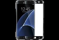 3D защитное стекло для Samsung Galaxy S7 Edge G935F (на весь экран) Черный