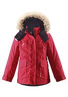 Куртка для девочек Reima 531234 красная, Размер 110