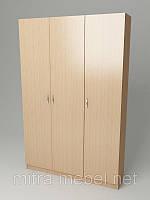 Шкаф для одежды и документов К-134 (900*320*1860h)