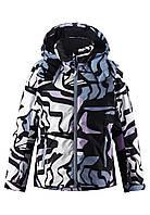 Куртка для девочек Reima 531248 светло-розовая, Размер 140