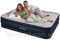Кровать надувная   Intex 67738 со встроенным насосом