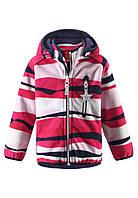 Куртка детская демисезонная Reima Viklo красная 511235-3723, Размер одежды 80 (12 мес)