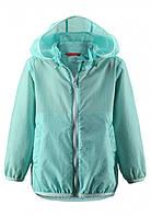 Куртка детская летняя Reima Sorriso бирюзовая 511249-8700, Размер одежды 80 (12 мес)