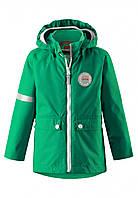 Куртка демисезонная Reima Taag зеленая 521481-8800, Размер одежды 116 (6 лет)