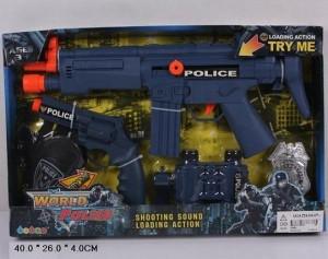 Полицейский набор с пистолетом