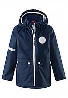Куртка демисезонная Reima Taag темно-синяя 521481-6980, Размер одежды 104 (4 года)