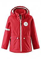 Куртка демисезонная Reima Taag красная 521481-3720, Размер одежды 104 (4 года)