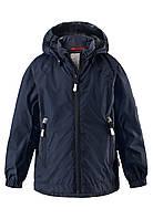 Куртка демисезонная Reima Aragosta темно-синяя 521487-6980, Размер одежды 104 (4 года)
