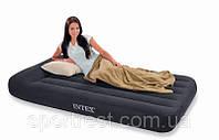 Надувная кровать-матрас с подголовником Intex Airbeds арт.66767