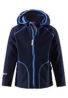 Куртка демисезонная Reima Vantti темно-синяя 521503-6980, Размер одежды 104 (4 года)
