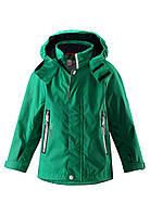 Куртка демисезонная Reimatec Pickle зеленая 521504-8800, Размер одежды 104 (4 года)