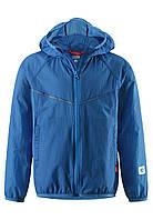 Ветровка летняя Reima Solen синяя 531277-6530, Размер одежды 128 (8 лет)