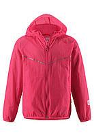Ветровка летняя Reima Solen розовая 531277-3360, Размер одежды 122 (7 лет)