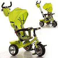Велосипед трехколесный Turbo Trike M 3205A-3 зеленый