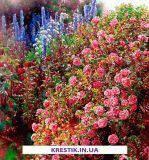 Принт для творчества Розовый сад