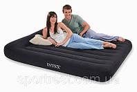Надувная кровать-матрас с подголовником Intex 66769