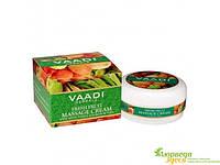 Крем для массажа лица Свежие фрукты, Vaadi Herbals Fresh Fruit Massage Cream, Аюрведа Здесь!
