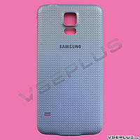 Задняя крышка Samsung G900F Galaxy S5 / G900H Galaxy S5, белый, high copy