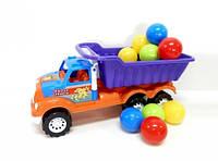 Машина Самосвал с 15 шариками 07-713-4